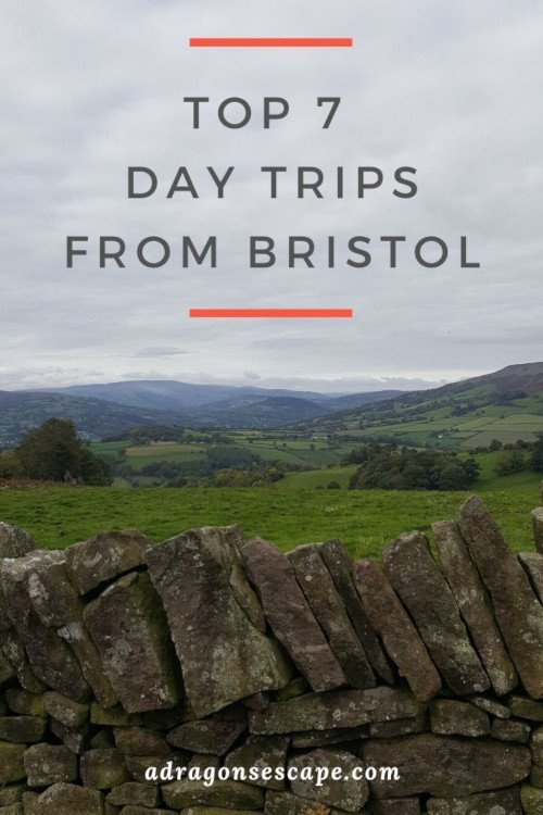 Top 7 day trips from Bristol pin