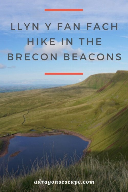 Llyn y Fan Fach hike in the Brecon Beacons pin