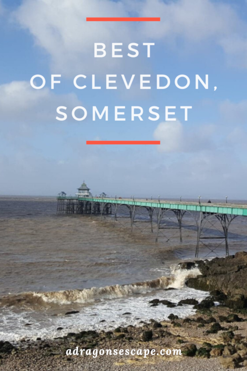 Best of Clevedon, Somerset pin