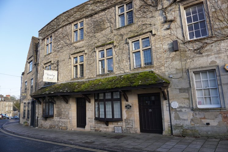 Cotswold town house in Tetbury